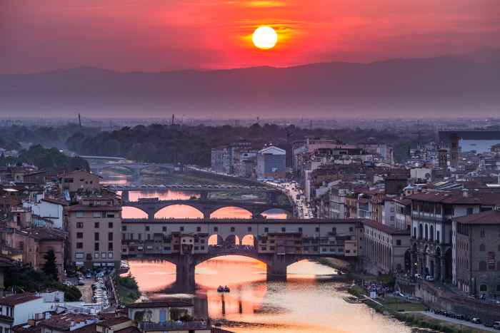 attractions in italy florence