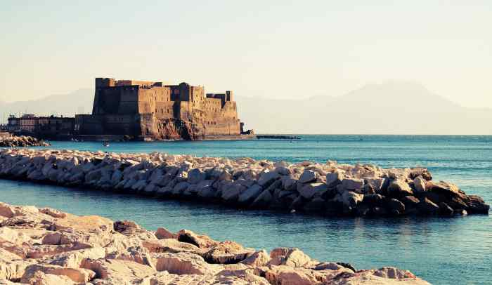 castle at naples