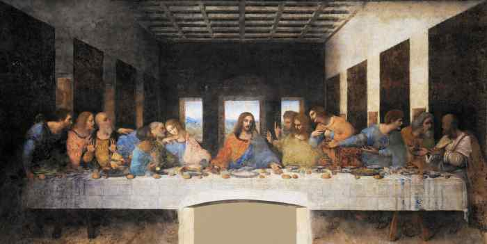 milan italy attraction last supper