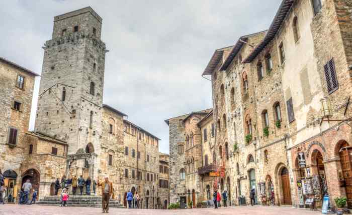 san gimignano italy accommodation