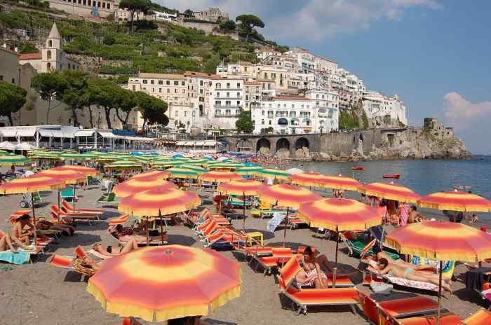 italy beach hotels